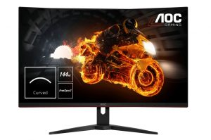 AOC Curved Monitor C32G1