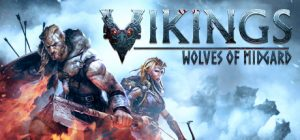 Vikings Wolves of Midgard Logo