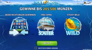 Lucky Angler Bonus